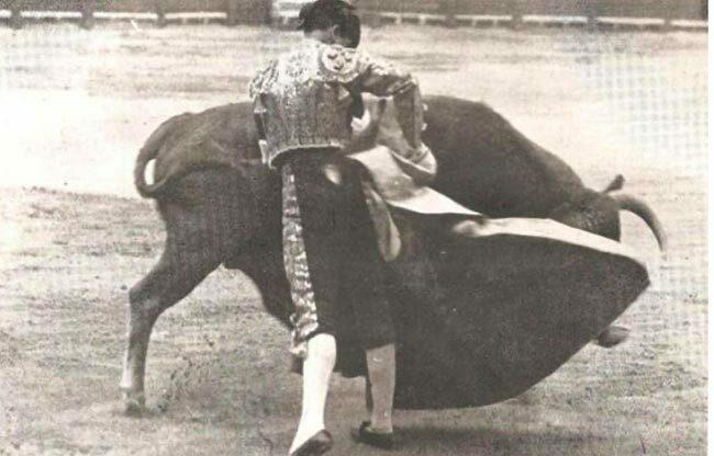 Juan Belmonte capote