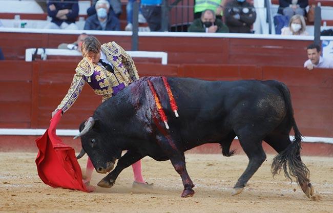 Triunfa Emilio De Justo en Sanlúcar