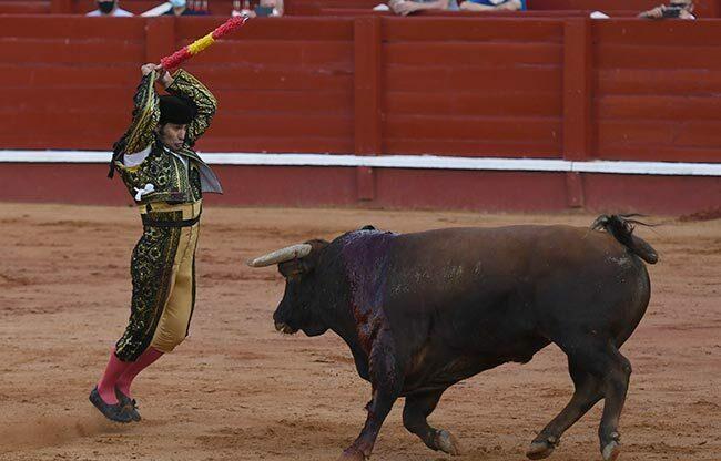 Morante banderillas Aranjuez