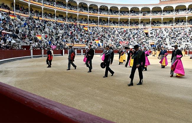 Festival Taurino Las Ventas 2 de mayo
