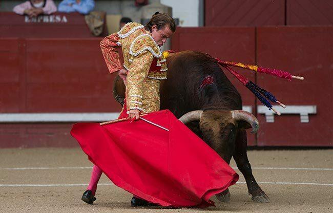 Galería de la corrida de del Parralejo en Leganés