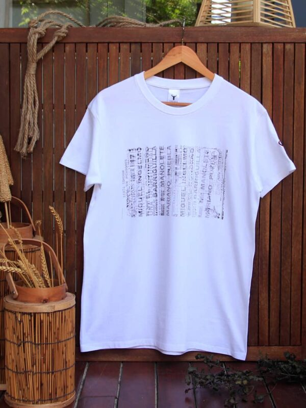 camiseta Hemingway