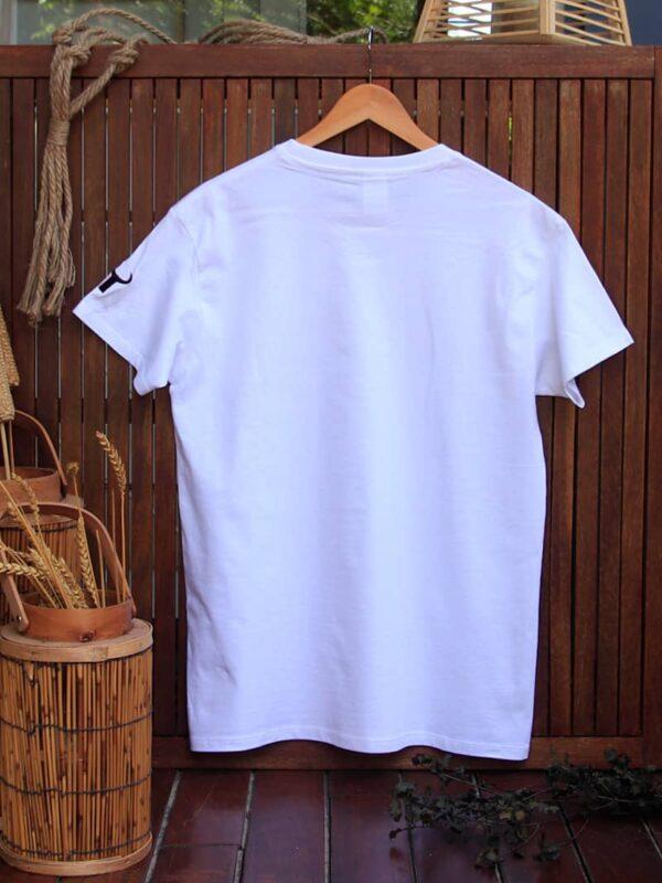 camiseta toreteate espalda