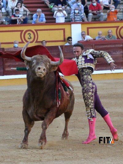 Antonio Ferrera en Badajoz