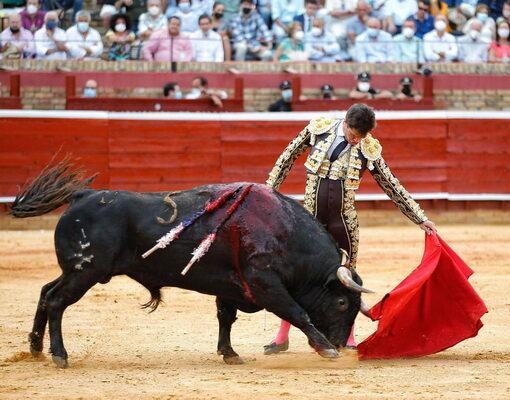 Daniel Luque en Huelva