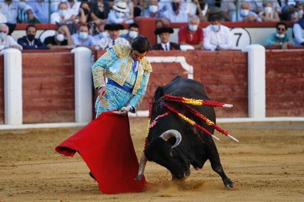 Morante, El Fandi y Roca Rey en Valladolid