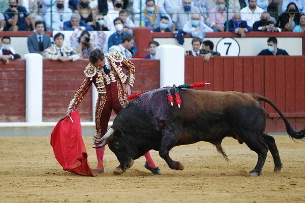 El Fandi en Valladolid