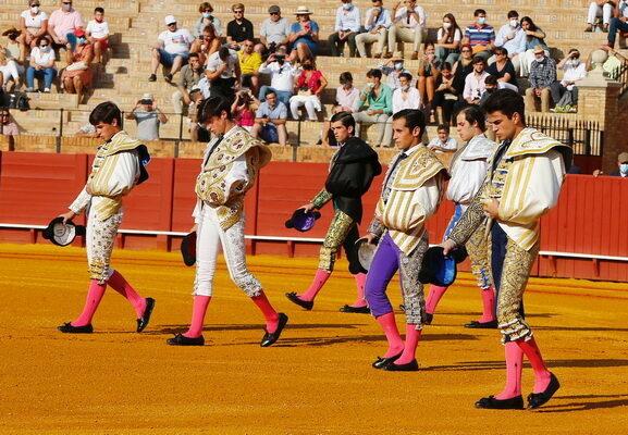 Novillada sin caballos en La Maestranza